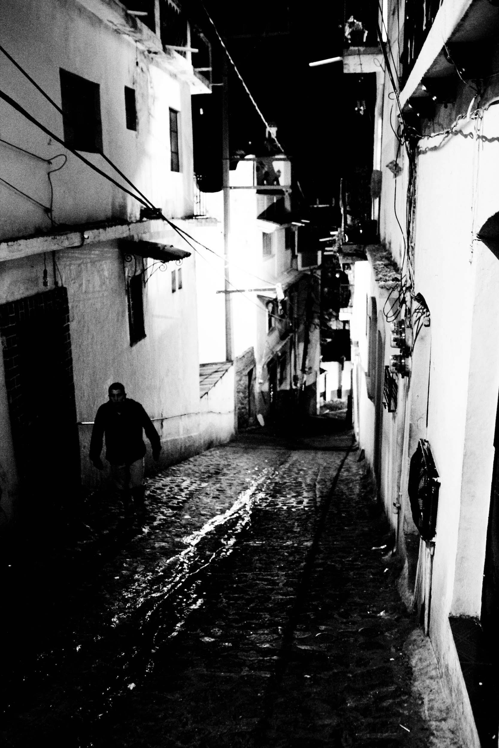 The Enchanting Night of Taxco III - 2015, © Jin Zhao