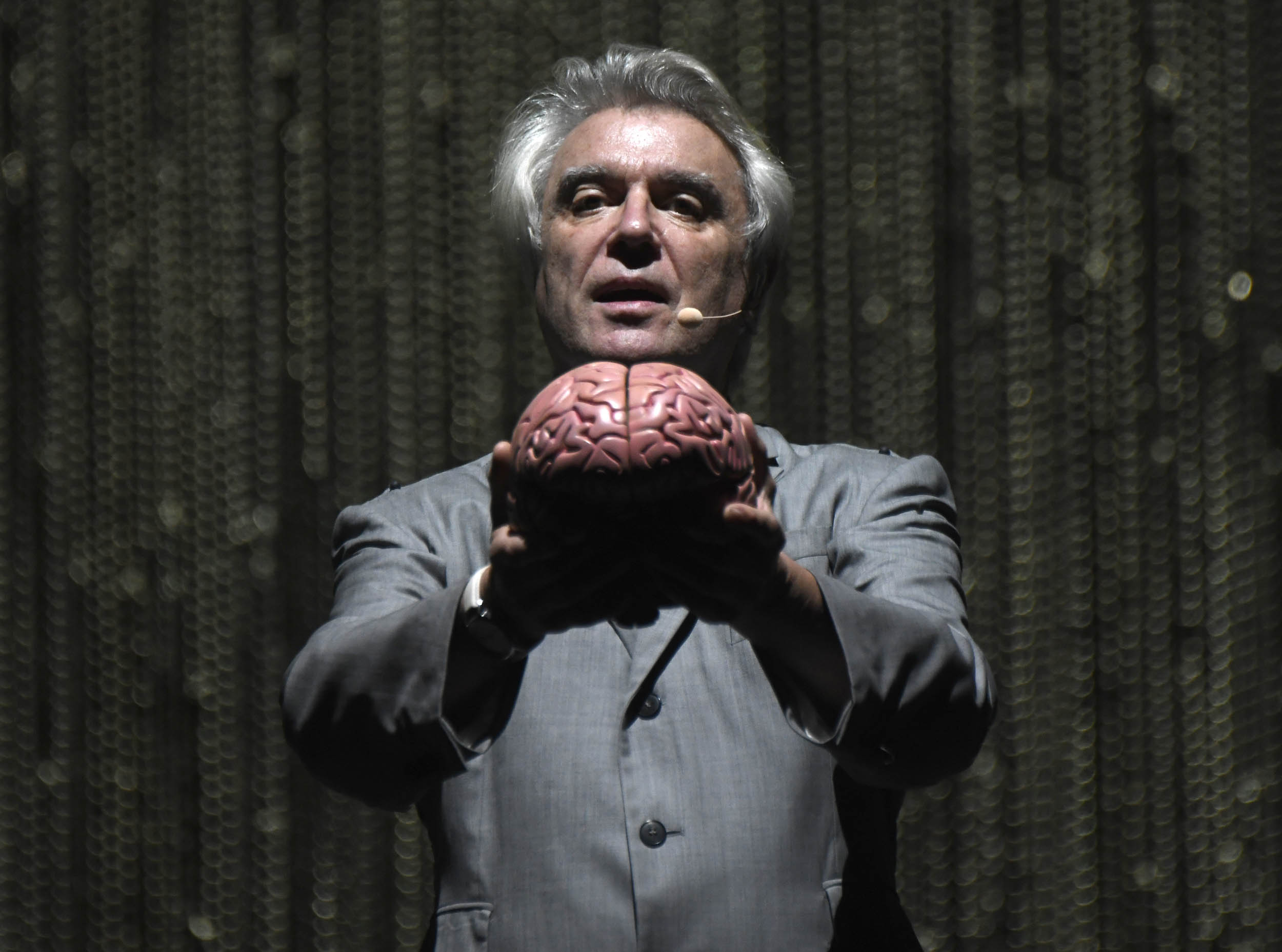 David Byrne - 2018, © Paul Wellman