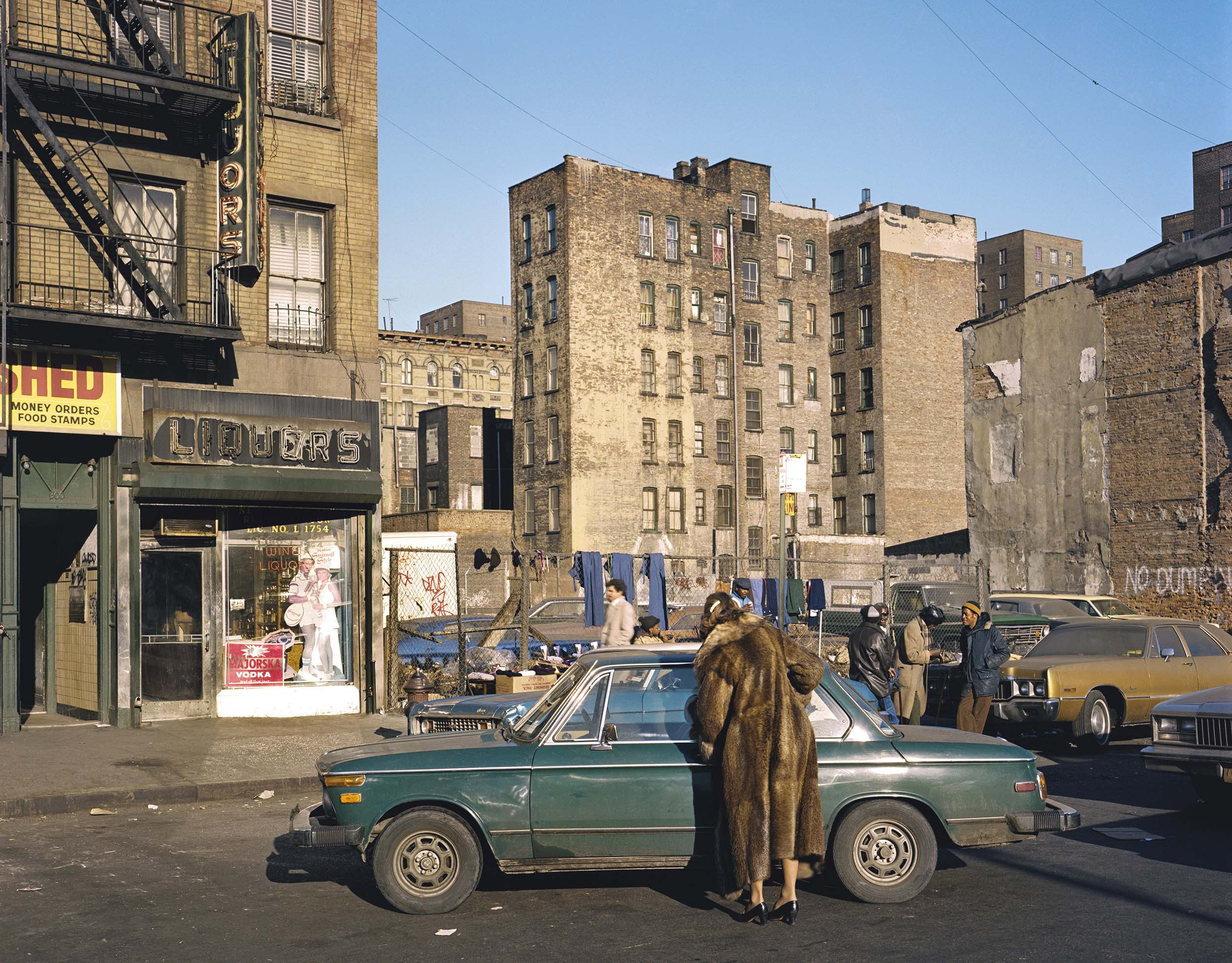 Lower East Side—Houston Street - 1980, © Brian Rose