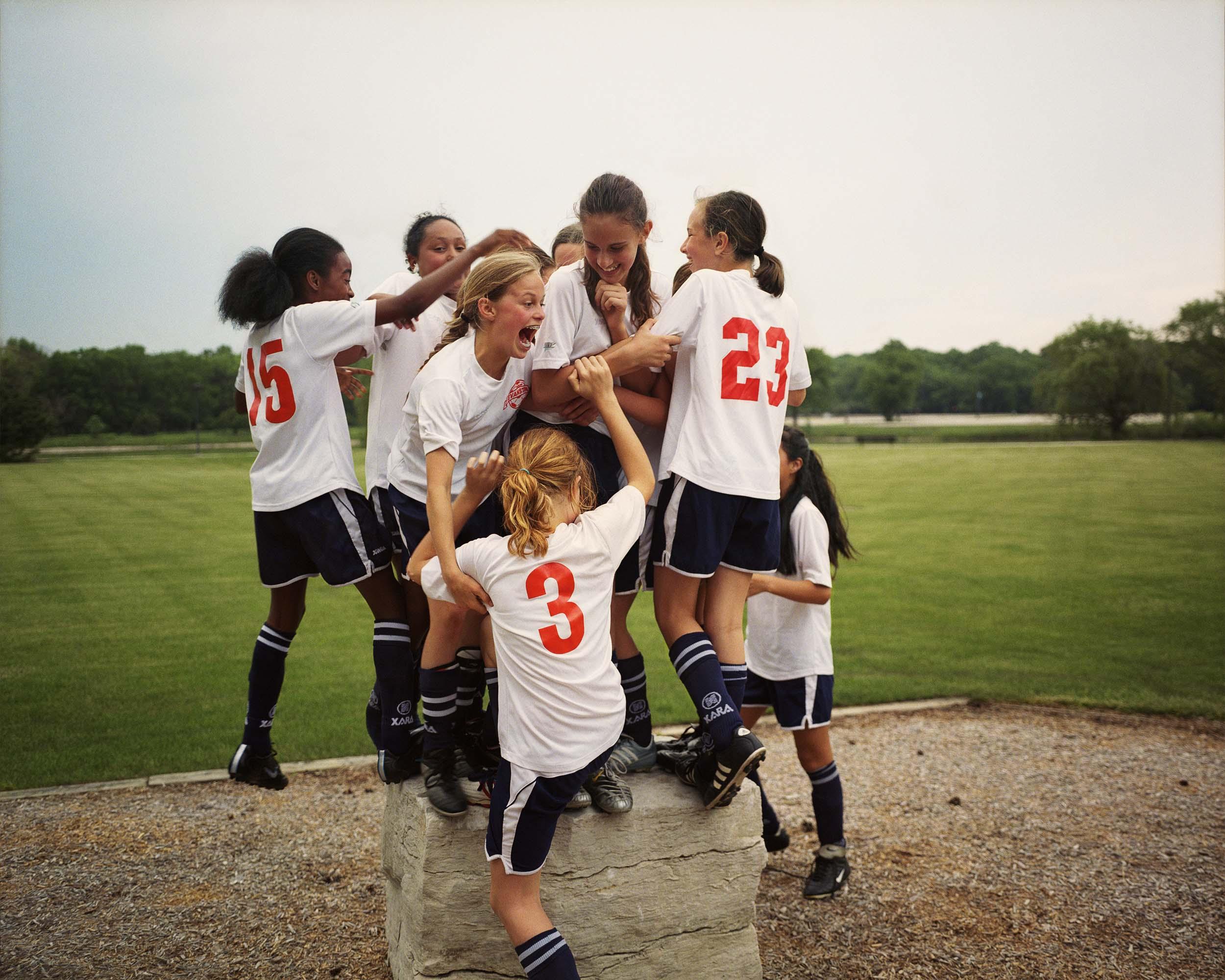 Team, Evanston - 2006, © Melissa Ann Pinney