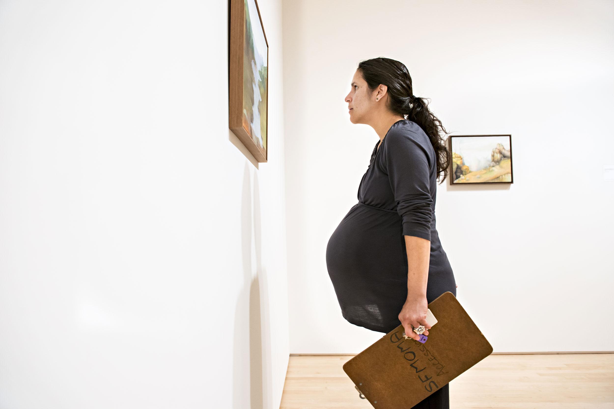 JESSICA, MUSEUM ADMINISTRATOR - 2012, © Winni Wintermeyer