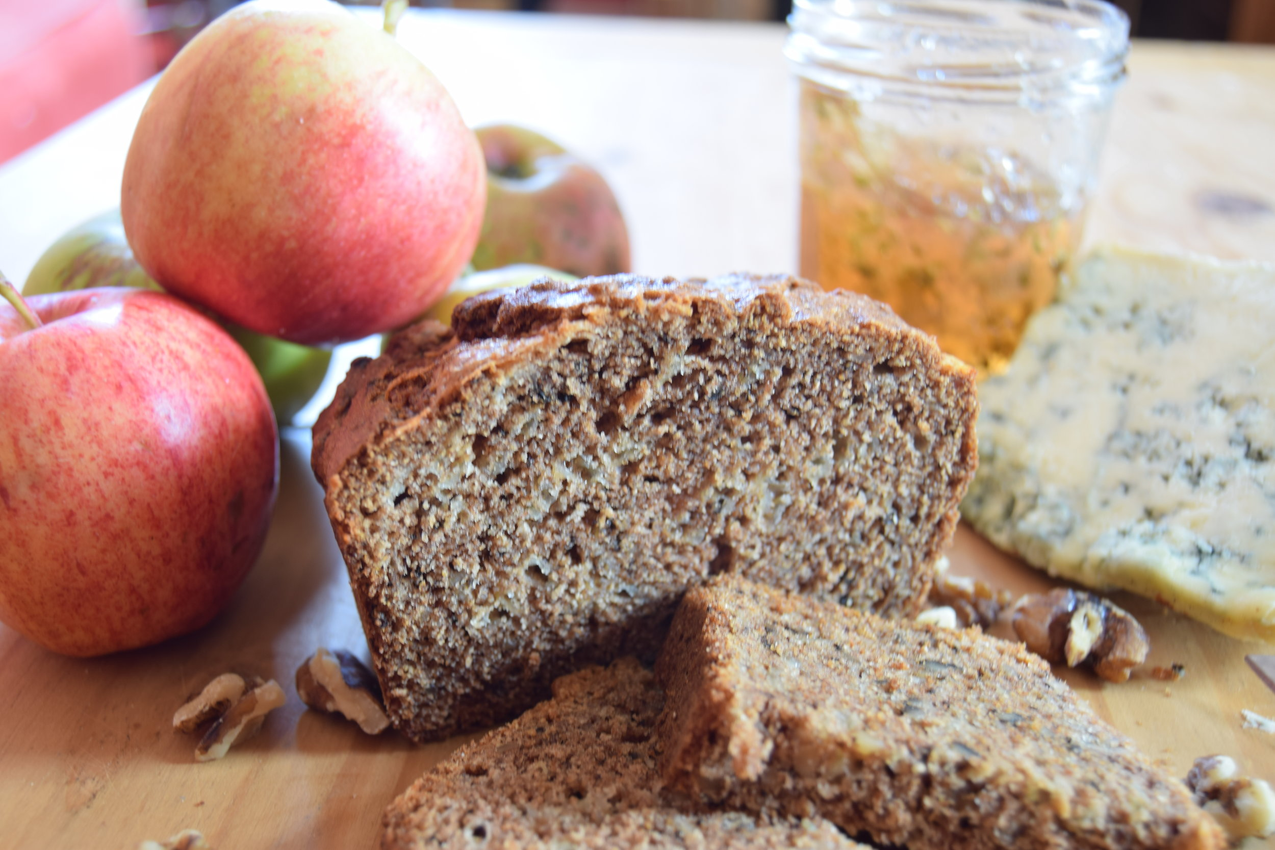 Apple & Walnut Loaf.JPG