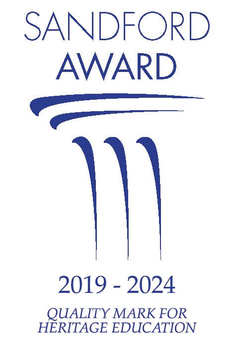 Sandford Winner 2019 logo white bevel.png