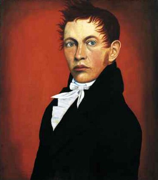 HARLAN PAGE<strong>Portrait of a Man</strong>
