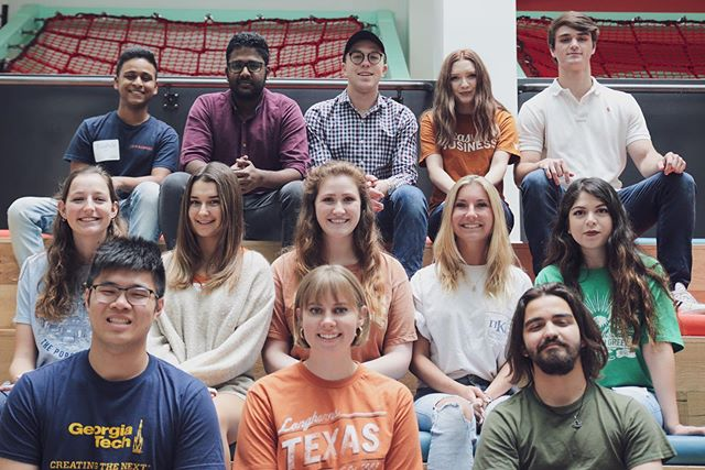 Our next wave of Spreetail interns just started in Texas! This week, we're welcoming 13 interns to our Marketing and Engineering teams at our Austin office and Dallas photo studio.