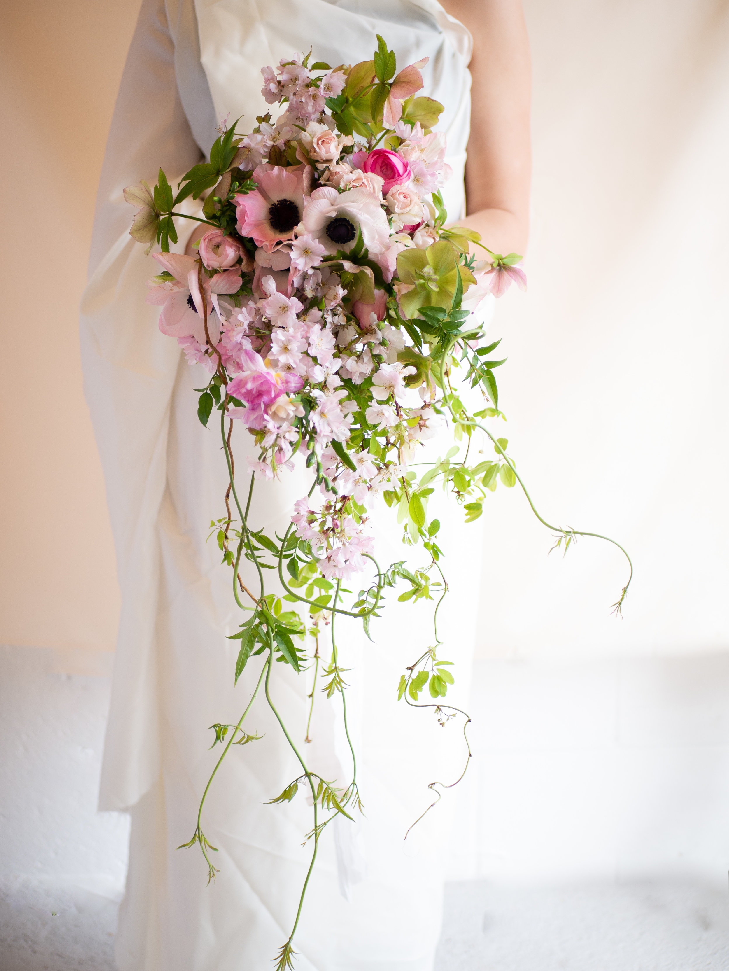 Learn how to make this beautiful bouquet….