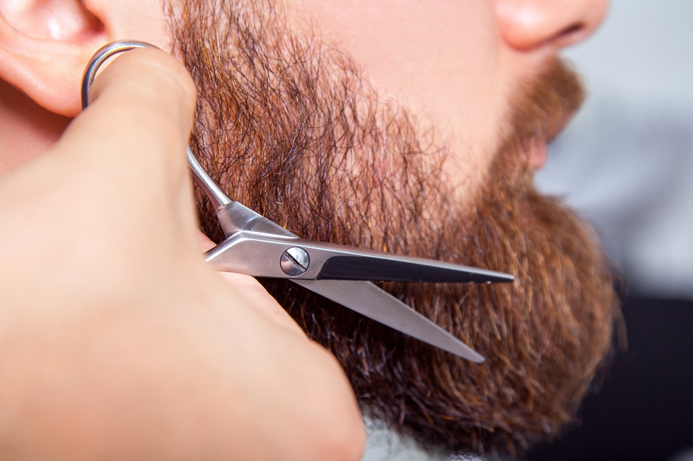 Beard Trim $10 - Light to heavy clean up with scissors and clippers