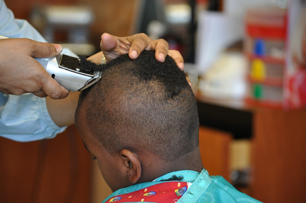 Buzzcut $20 - One length cut with or without taper and a hot towel included