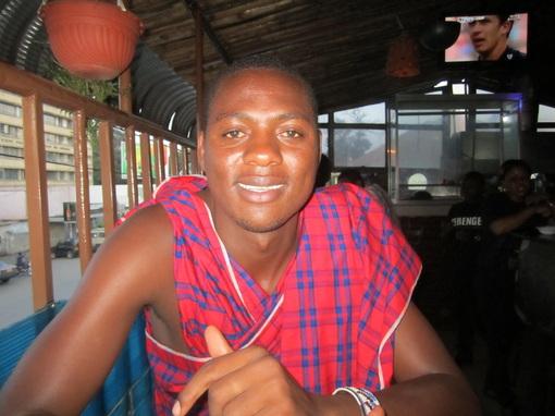 Lalahe Mollel  Makuyuni, Tansania