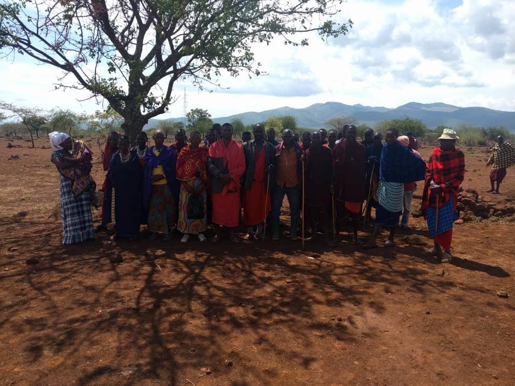 Community des Maasaivillage Orkisima