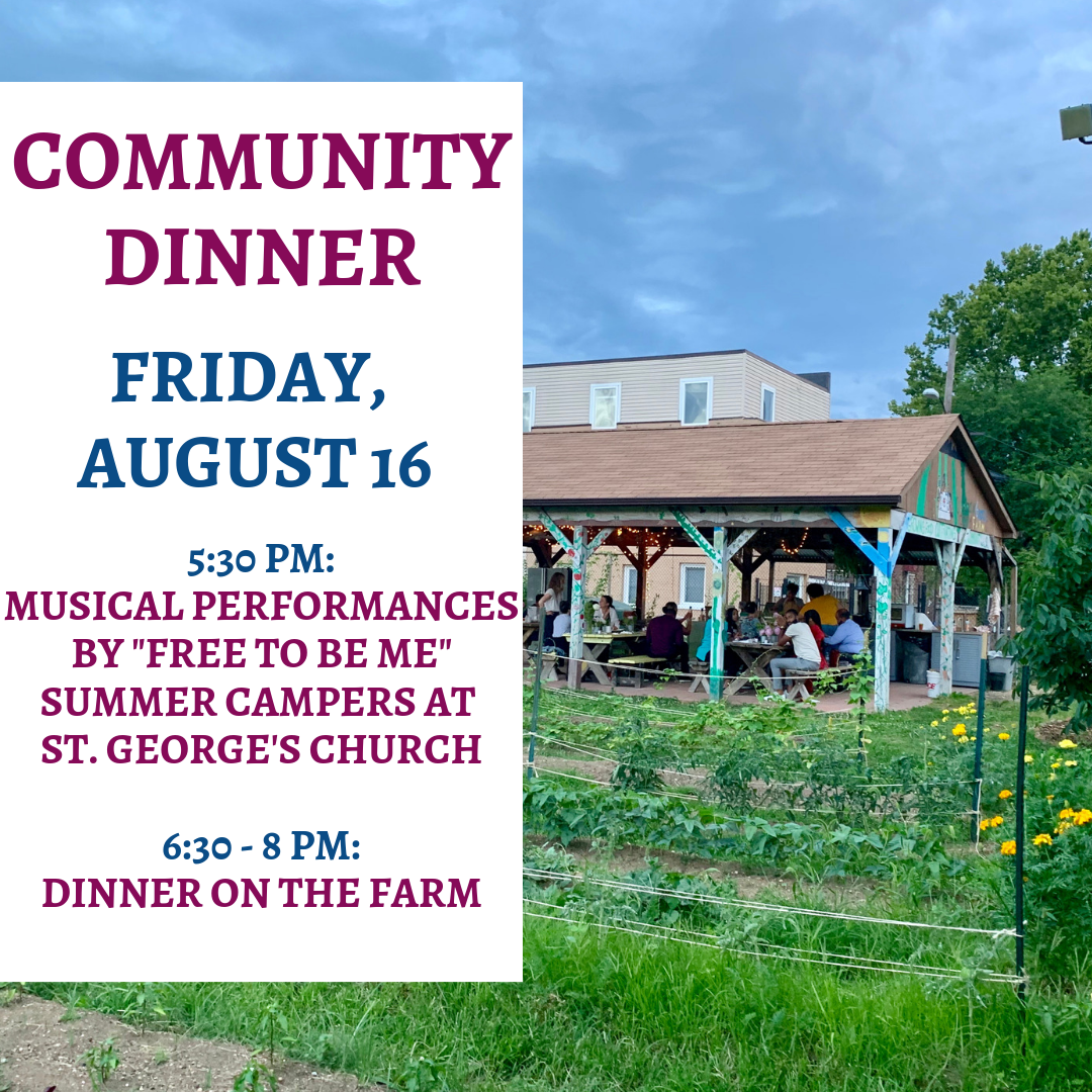 CGCF and St. George's Episcopal Church Community Dinner.png