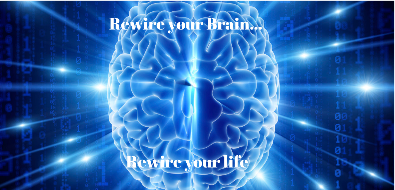 You are not stuck with the brain you have….You can change it. !!!