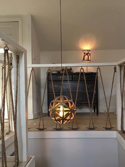 SPACES   Lindsay officially started translating her design abilities toward residential interior projects in 2017 when a visual design client secured her services to renovate the downstairs of his river house. She views her role as harmonizer of the relationship between the homeowner's lifestyle and personal aesthetic with the space's own character and integrity. There's an alchemical reaction that occurs to create a truly unique design when these elements merge. Like her visual design, Lindsay takes an immersive, experiential approach. Although she finds much inspiration in Nature, she keeps things fresh and personal, rather than adhering to a particular style code. Specialties include color scheme design, lighting design and maximizing spatial flow. Her work includes major renovations to small decor and interior styling projects.