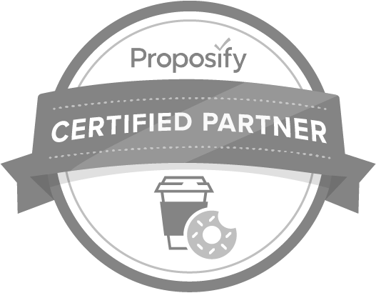 Proposify Certified Partner Belt Creative