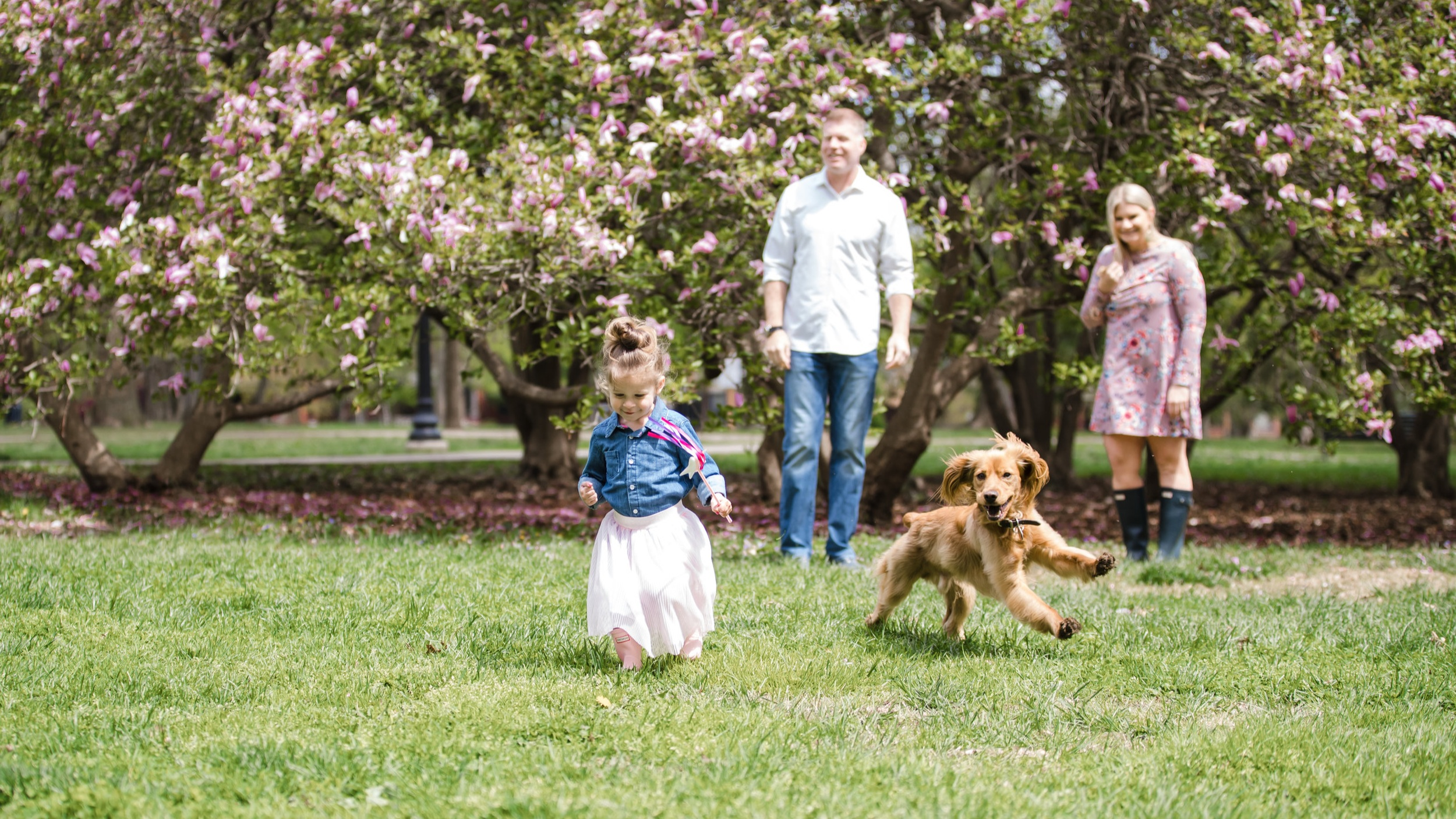 Relax with (furry) friends. - Speaking of friends, we've got your furry pals covered too. Our dog run offers plenty of room for a game of fetch, and Fido will be glad to hear that a dog park is located just across the street.Photo courtesy of Kimberly Potterf Photography