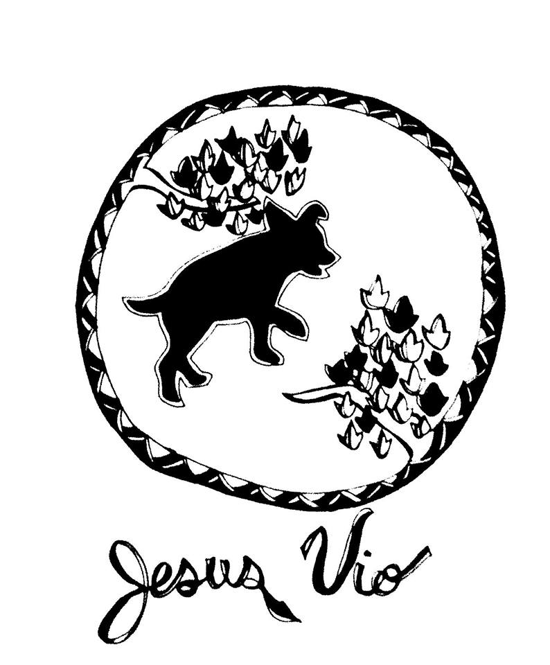 Jesus Vio Shirt Design