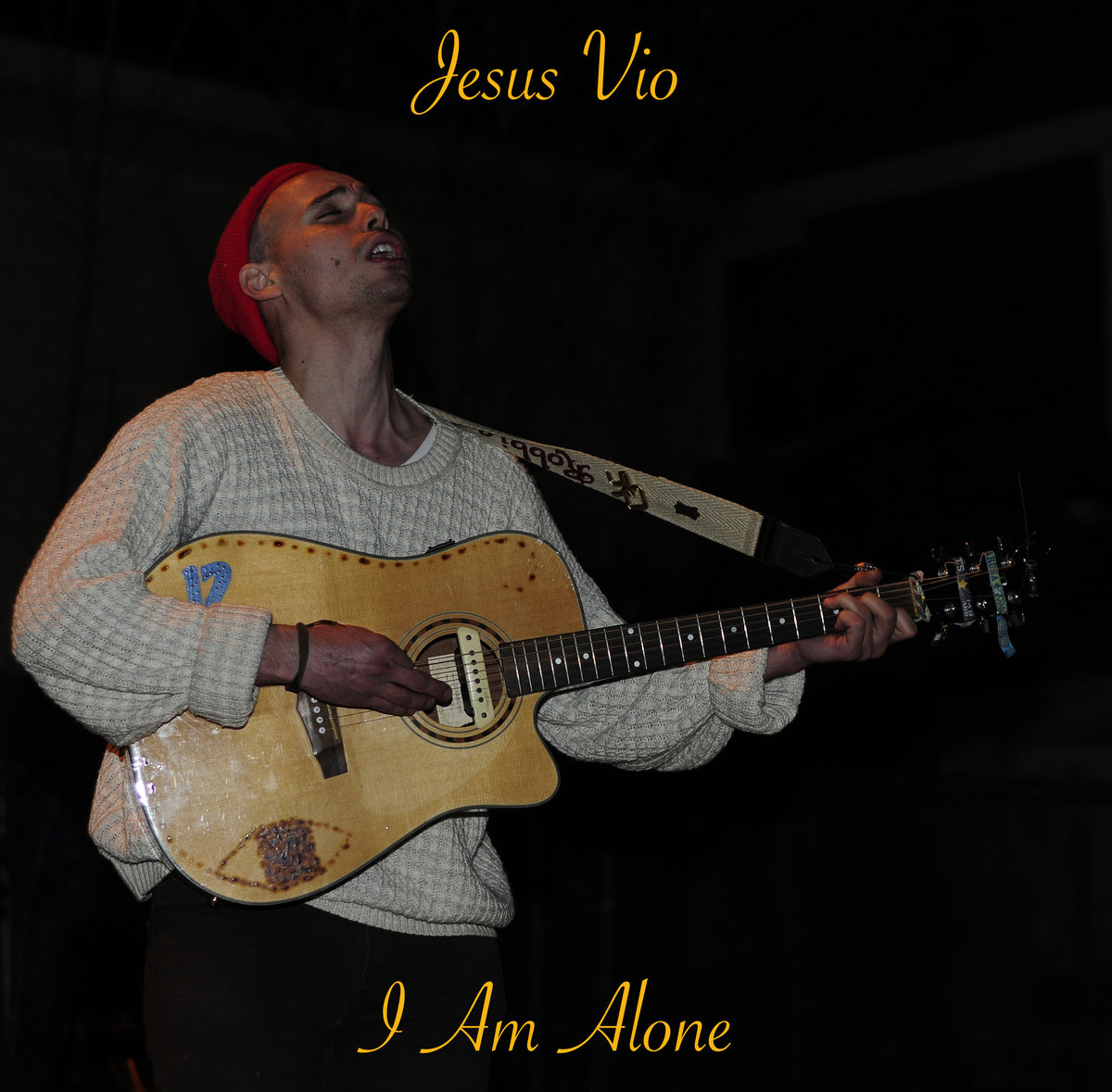 I Am Alone EP Cover