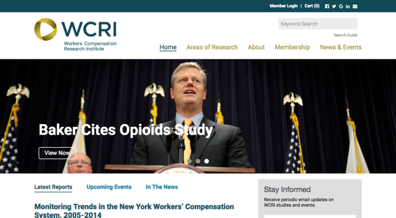 Workers Compensation Research Institute