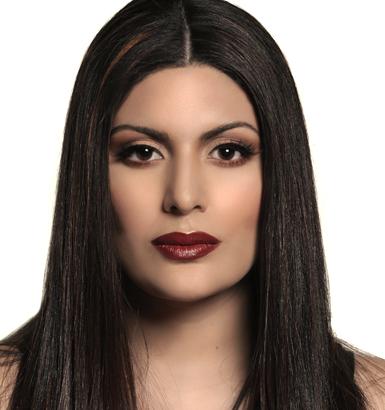 Derrick Rutledge - Oprah's MakeUp Artist-PYP Master Classes In Make-Up-Glamour MakeUp Model A.jpg