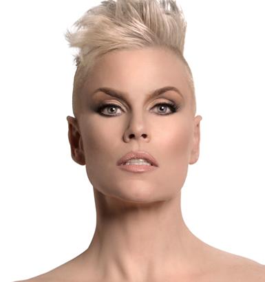 Celebrity MakeUp Artist-Derrick Rutledge - Oprah's MakeUp Artist-PYP Master Classes In Make-Up - Glamour MakeUp-Model D.jpg