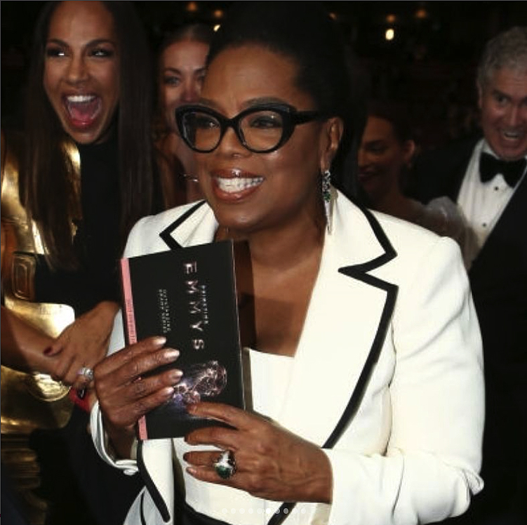 Oprah at the Emmys - Make Up by Derrick Rutledge.jpg