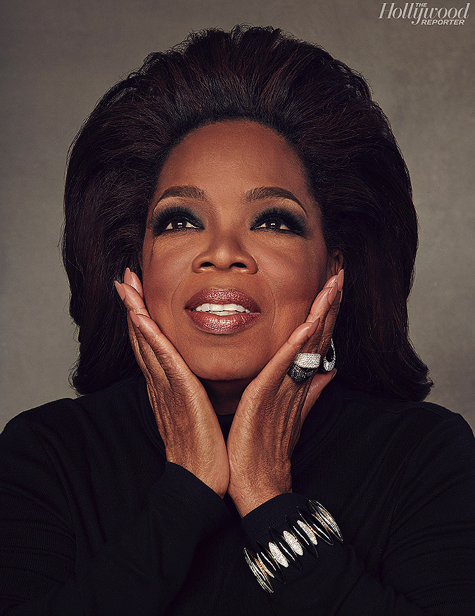 OPRAH WINFREY - Hollywood Reporter - Editorial - Make Up by Derrick Rutledge.jpg