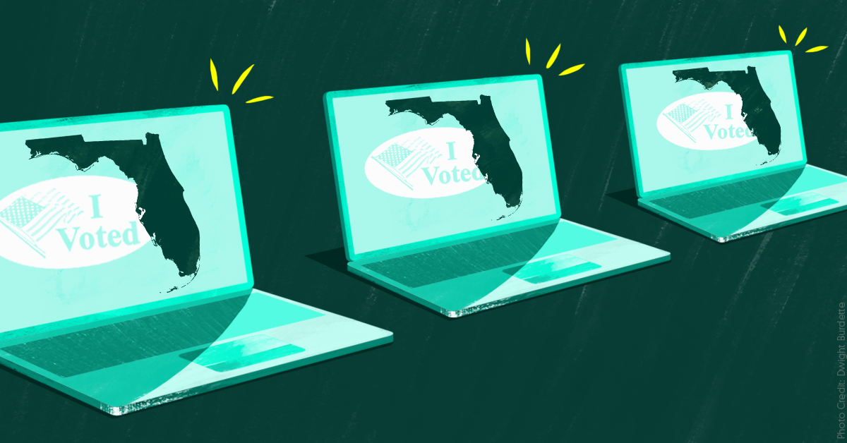 Right-wing media and Trump Jr. peddle debunked, years-old story about illegal voters in Florida - And one fact-checker explains what she did to fight back.November 15, 2018