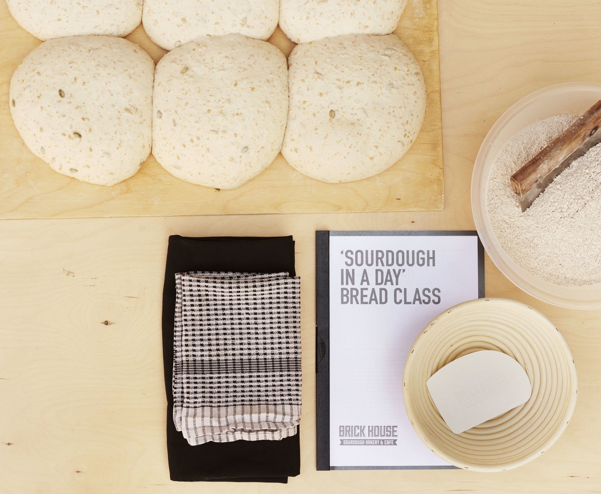 bread making classes