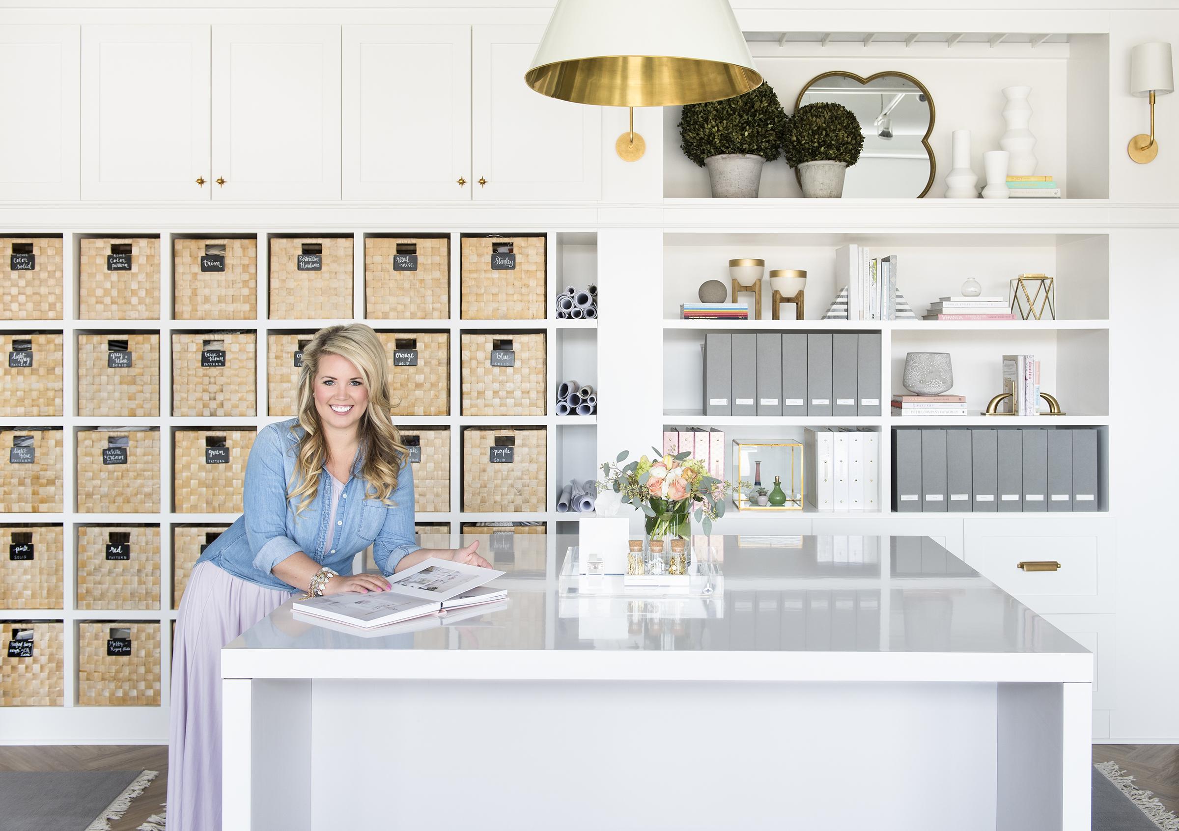 Bria Hammel | Interior Designer