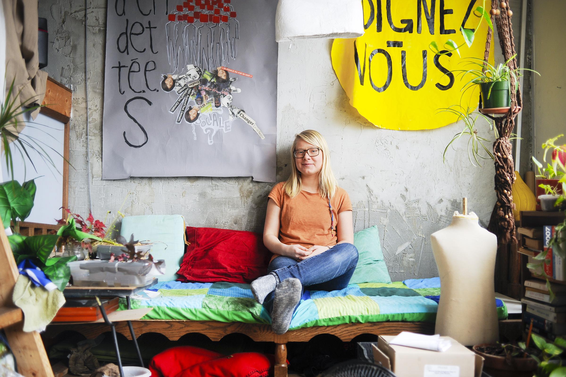 Weena Forget | Activist