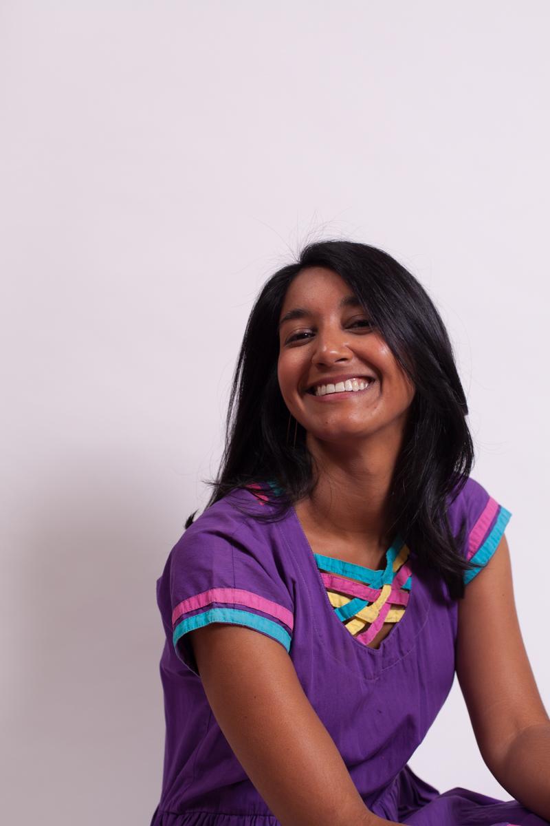 Grouphug founder Krystal Persaud