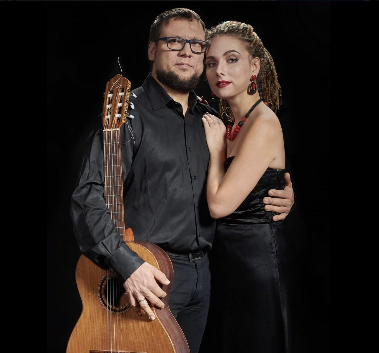 Anna Akimova and Alexey Pitalov of WonREdful Town.