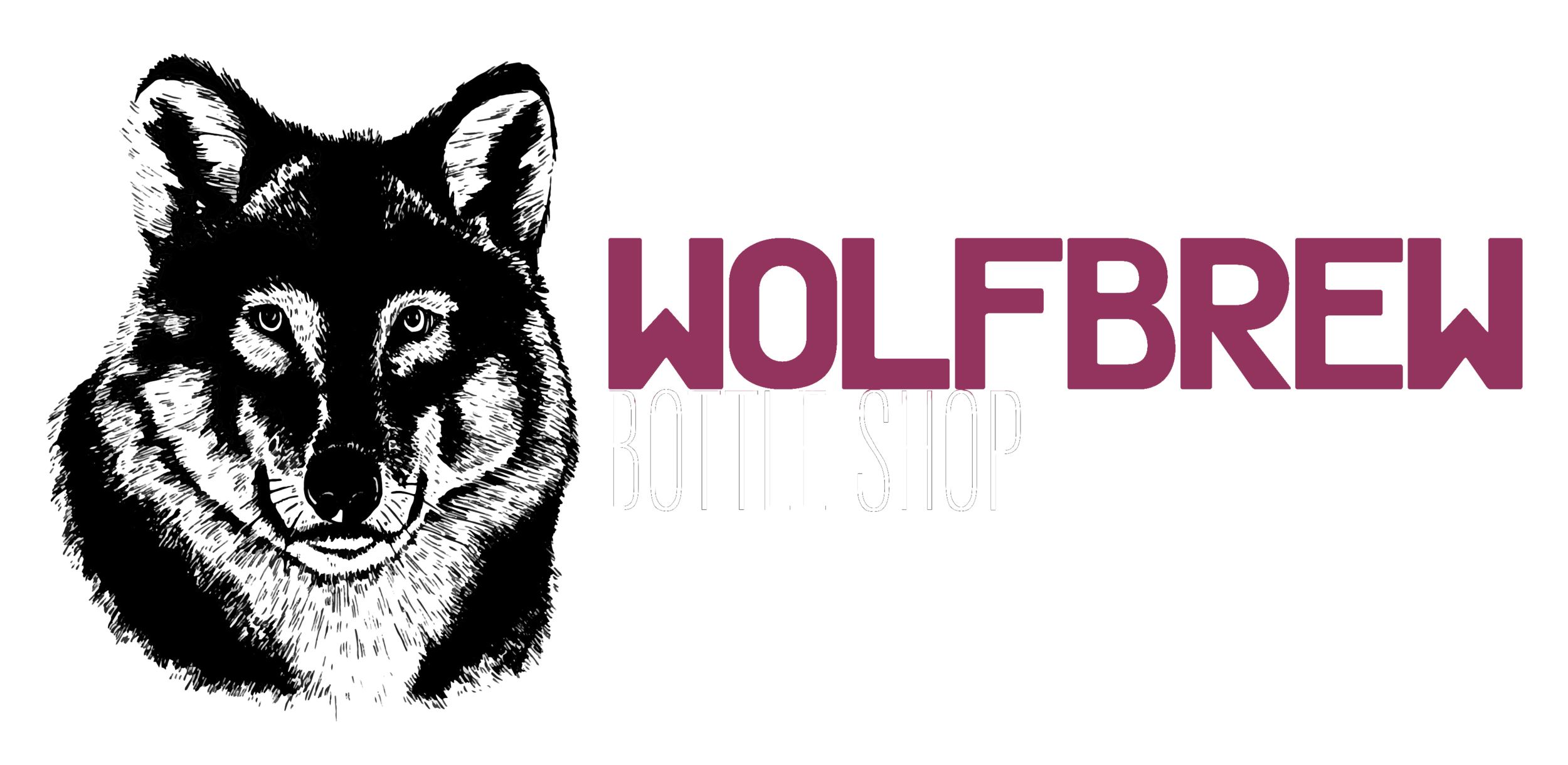 Wolfbrew Logo FINAL Fuchsia total.png