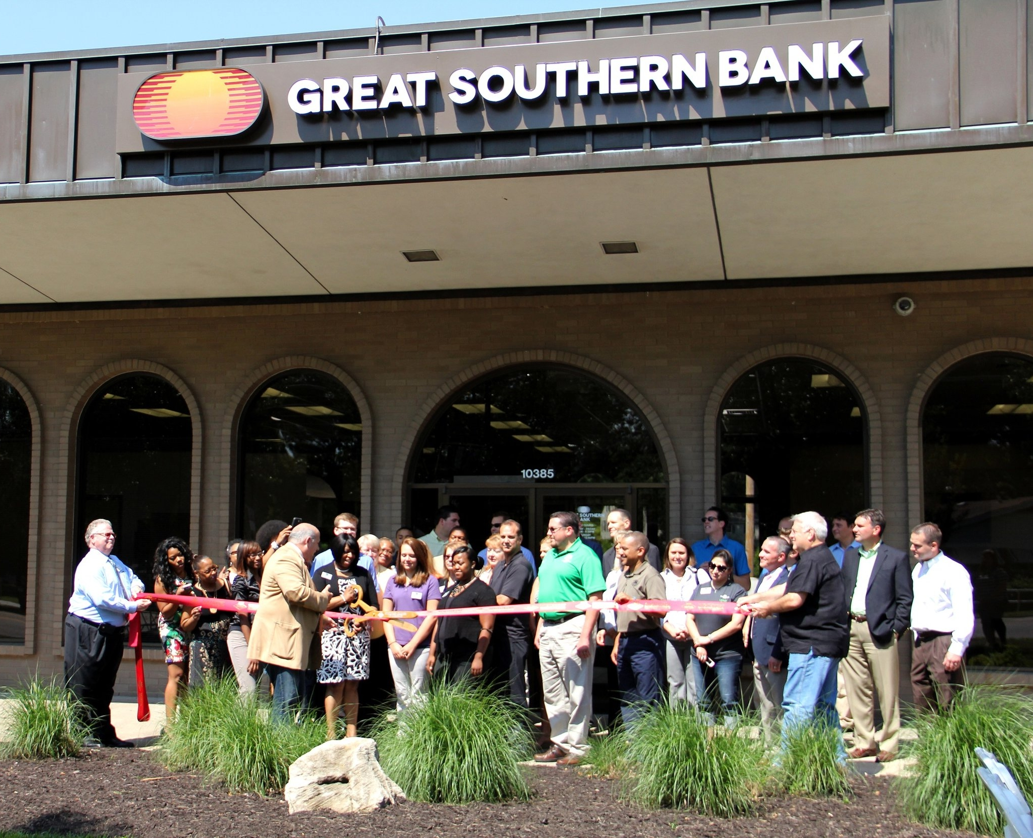 Great Southern Bank branch in Ferguson, Missouri
