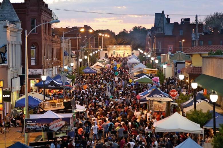 Cherokee Street -