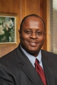 Reginald Scott, Executive Director of Lemay Housing Partnership, Inc.