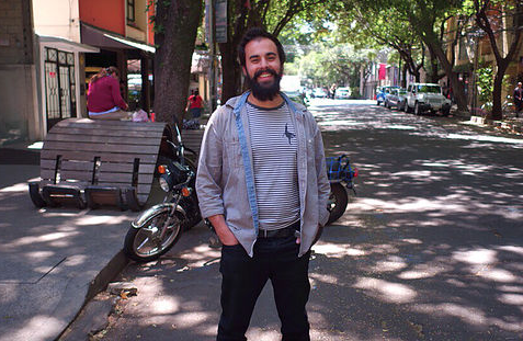 Chef Felipe Neves of Can Can. Photo by Cristina Lugo.