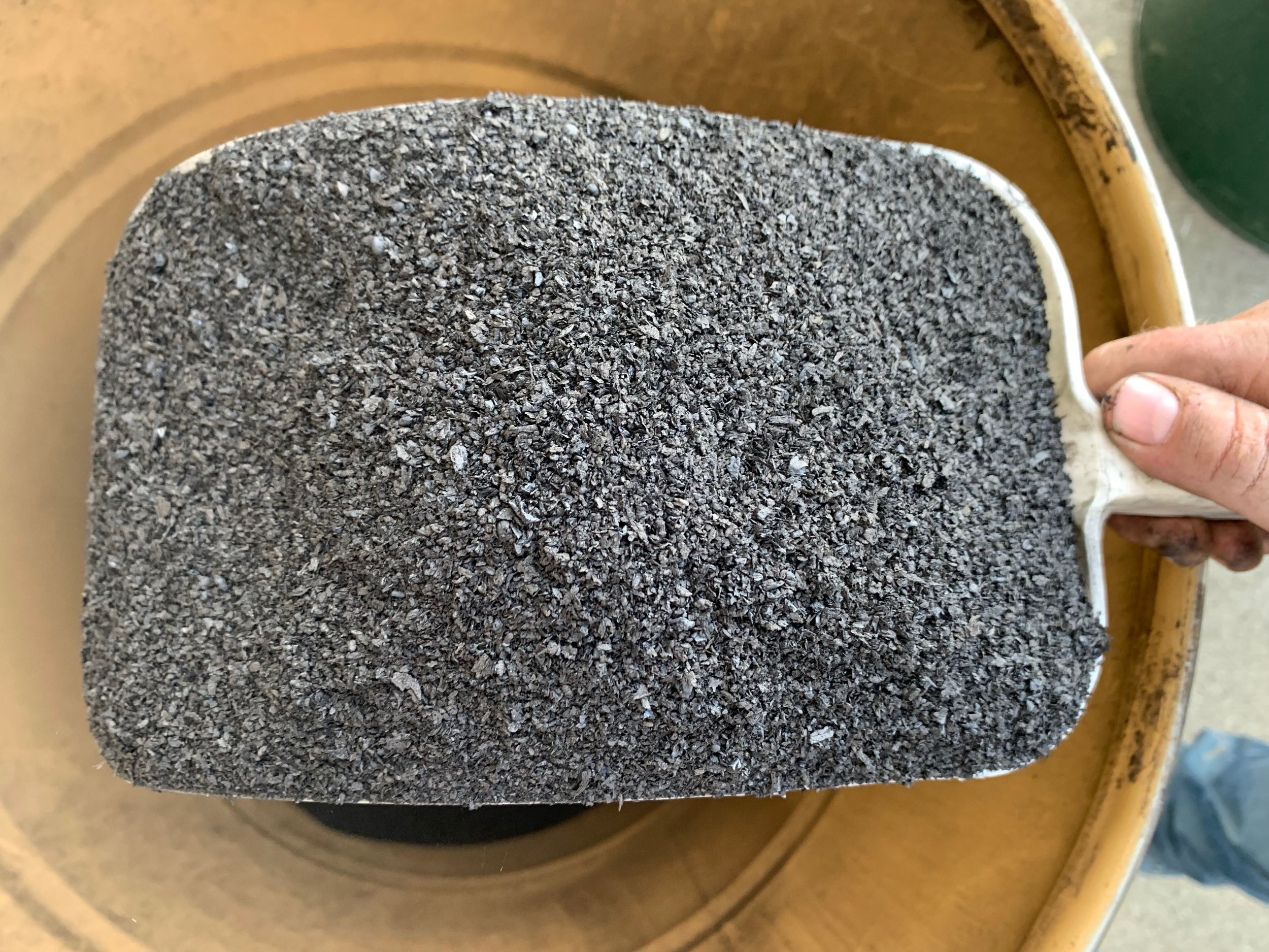 For Sustainable Fuel - Converting waste streams into energy and agricultural inputs such as BIOCHAR