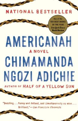 Americanah by Chimamanda Ngozi Adichie - One of Pia's favorite books is Americanah by Chimamanda Ngozi Adichie, the story of Nigerian friends-turned-lovers Obinze and Ifemelu which is also in the running for PBS's The Great American Read. Ifemelu moves to the U.S. to study and as she navigates new territory, Pia sees parallel struggles with the character around immigration and long-distance love. Ifemelu is tough, facing hurdles fearlessly as she finds her voice as a blogger on racial issues and pop culture. Pia envisions Ifemelu as a character with a lot of softness, but also with a lot of grit.