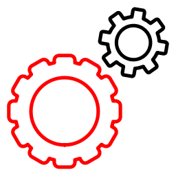cogs red and black - 256.png