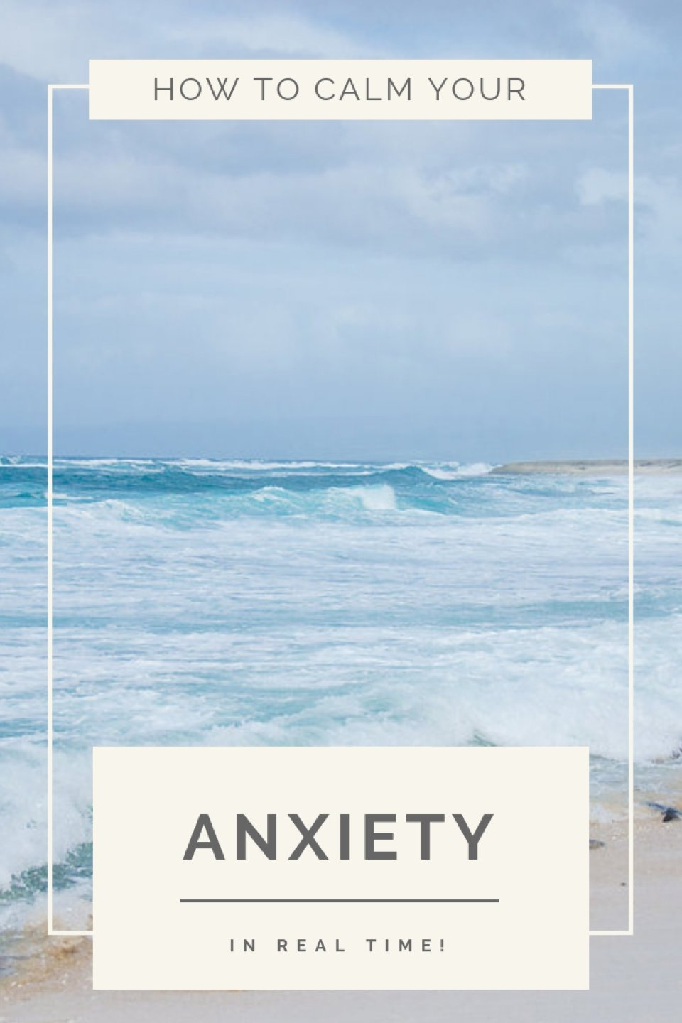 This blog post covers a few tips that have helped me to cope with anxiety no matter how much (or little) time you have available. www.thestockboutique.com     #anxiety    #solopreneur     #girlboss
