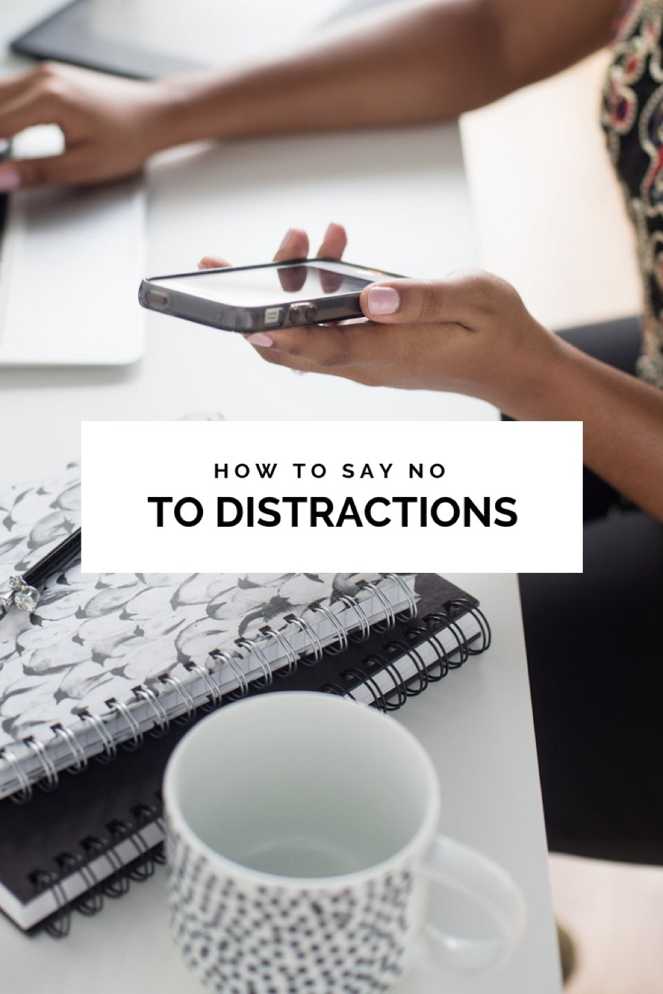 In today's world, notifications and messages are popping up on our phones all day long! Some of them are legitimately for business needs, but most could be classified as a distraction. So in the spirit of being more productive, here are a few tips I have used to help untether myself from my phone!    #smallbusiness #girlboss #entrepreneur