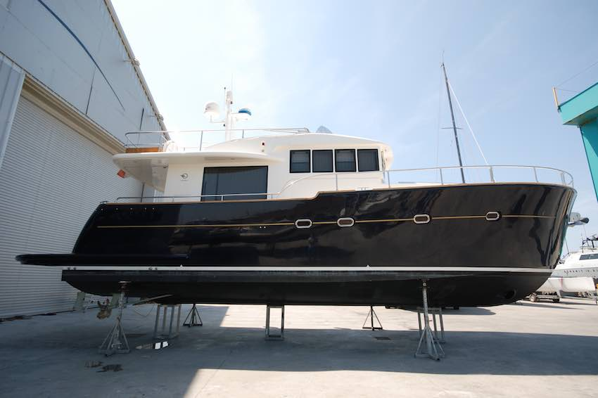 2007 Cantieri Estensi Maine 530 'ONE' - FPT N65 ENT M45 • 450 HP • 1367 HOURS6 BERTHS IN 3 CABINS • 2 BATHROOMS + CREWSALE PENDING