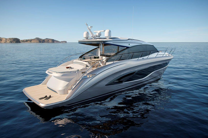 Princess V55 - Announcing the heart and soul of the V Class, the all-new Princess V55 is dynamic and exciting whilst holding within the renowned V Class qualities.