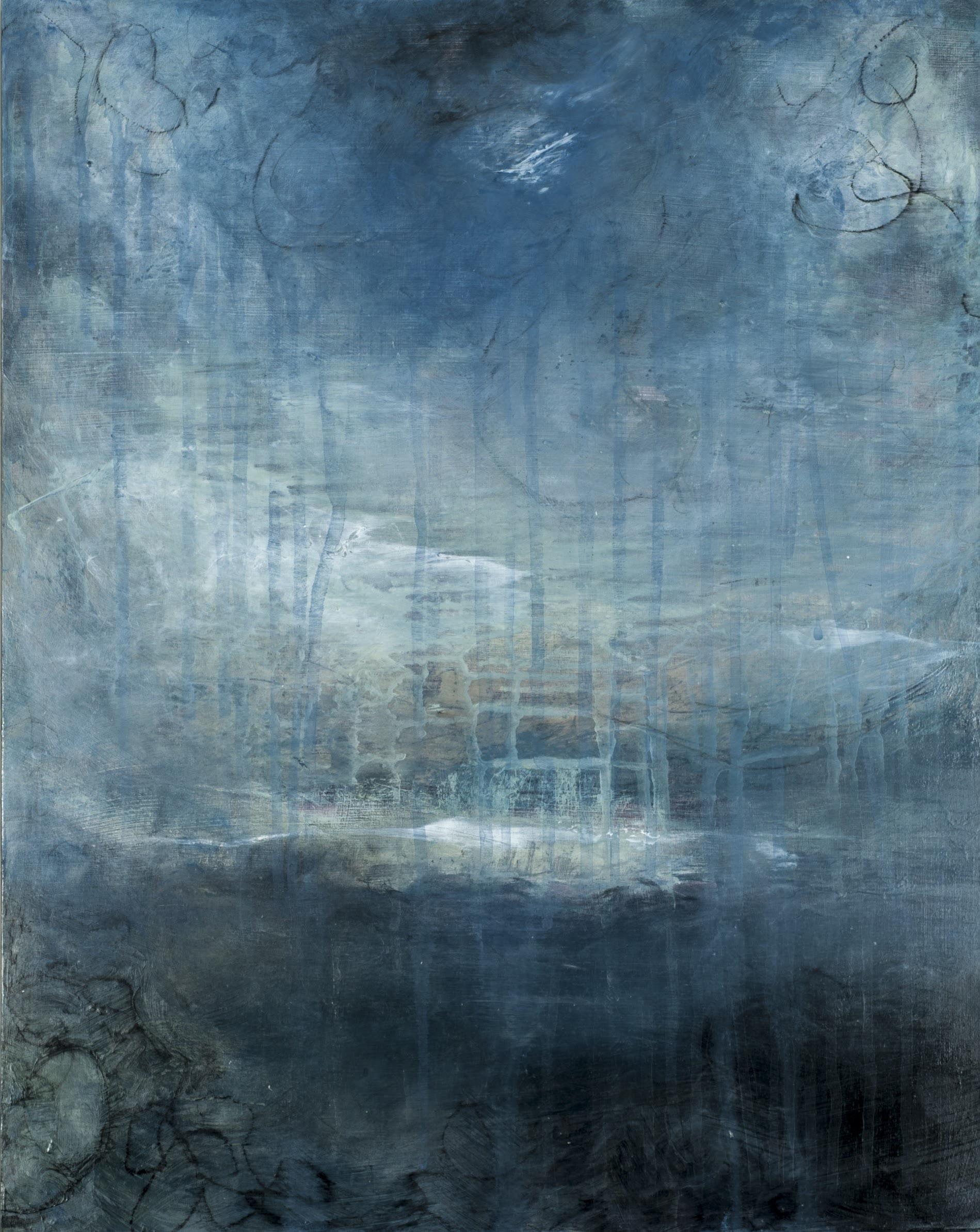 stormy night (SOLD)