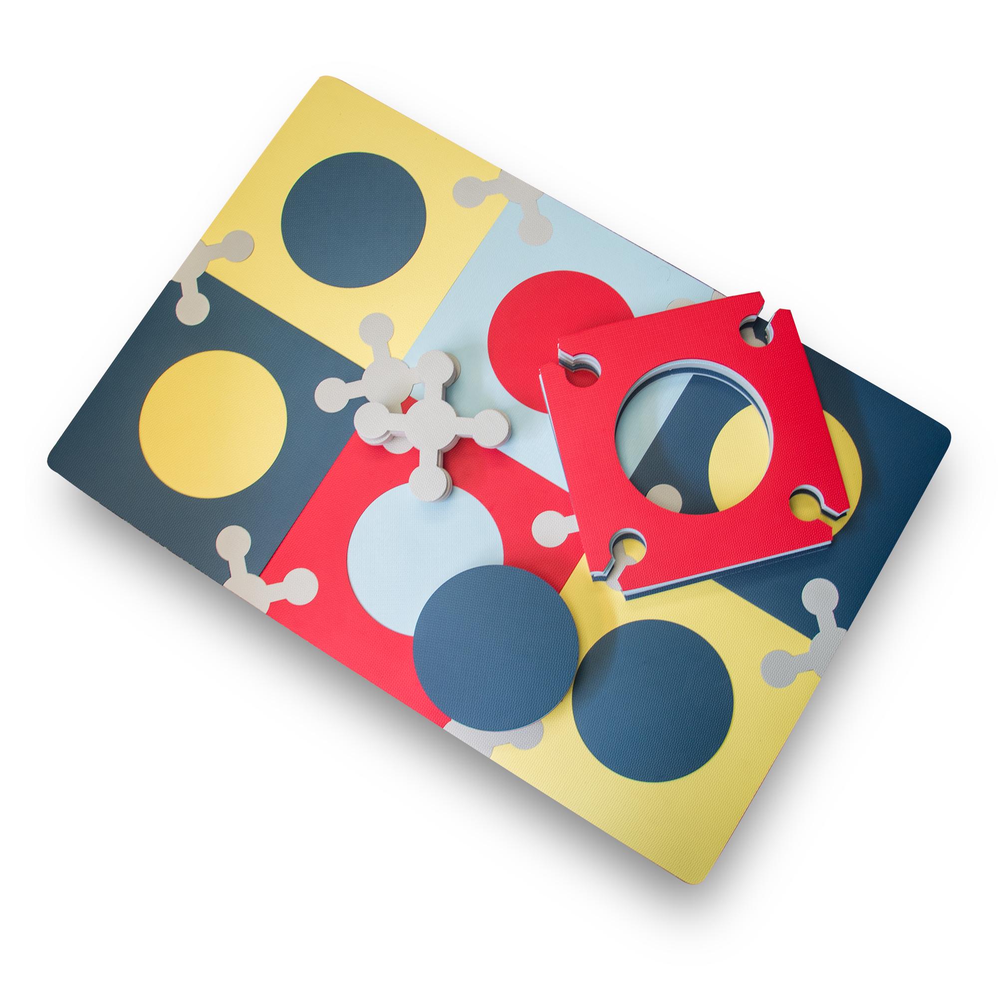 """PISO DECLO PLAY - De venta por set.Disponible diferentes colores.*Precios varian en relación a número deunidadesMedida: 56""""X42""""X1/2"""""""
