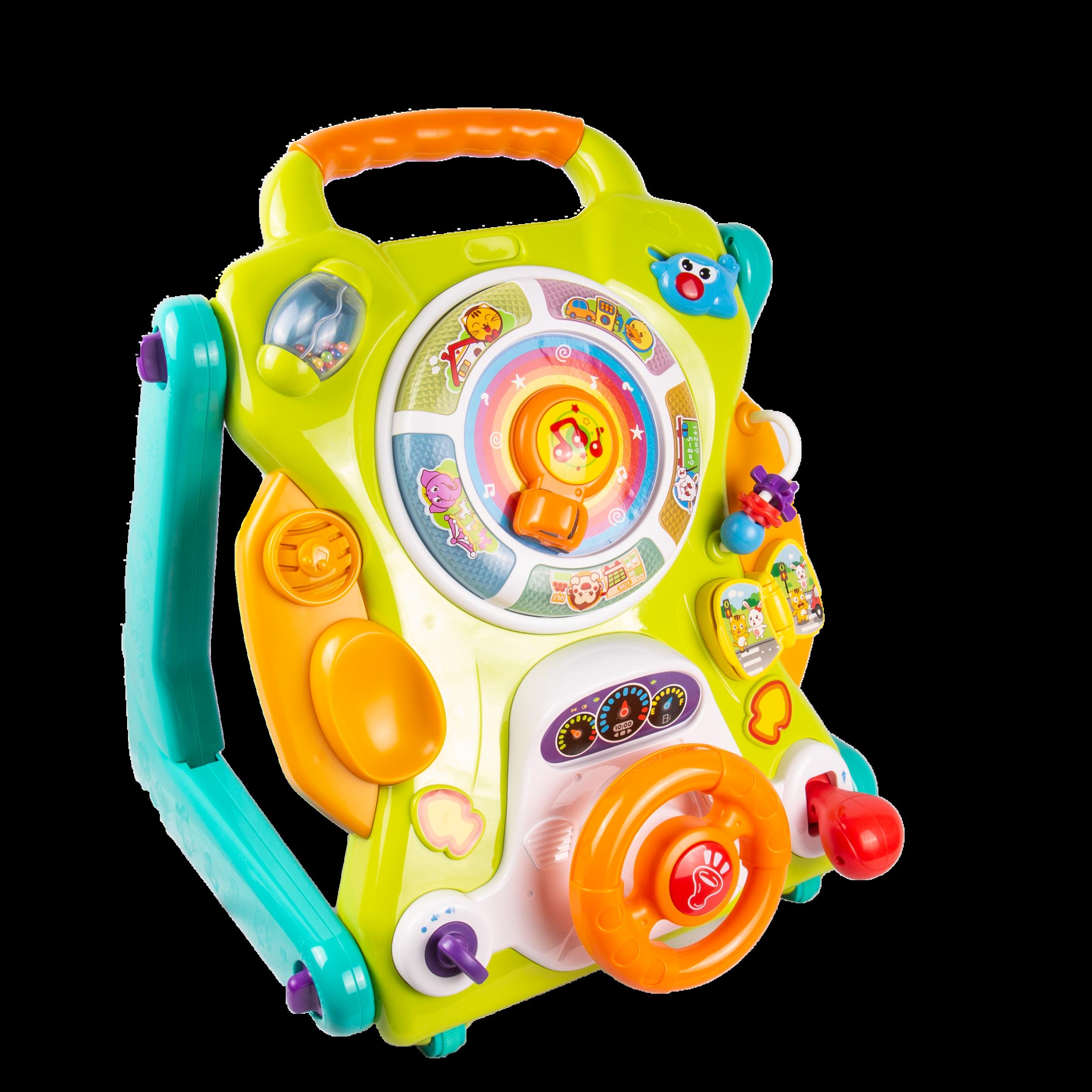 Andador y Mesa de actividades convertibles para bebes - Código: 2107