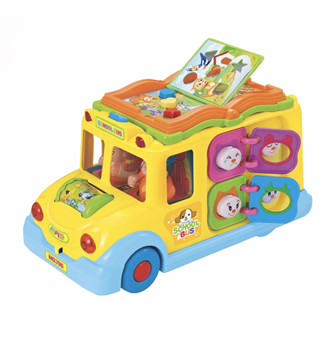 Autobús Escolar - Código: 796