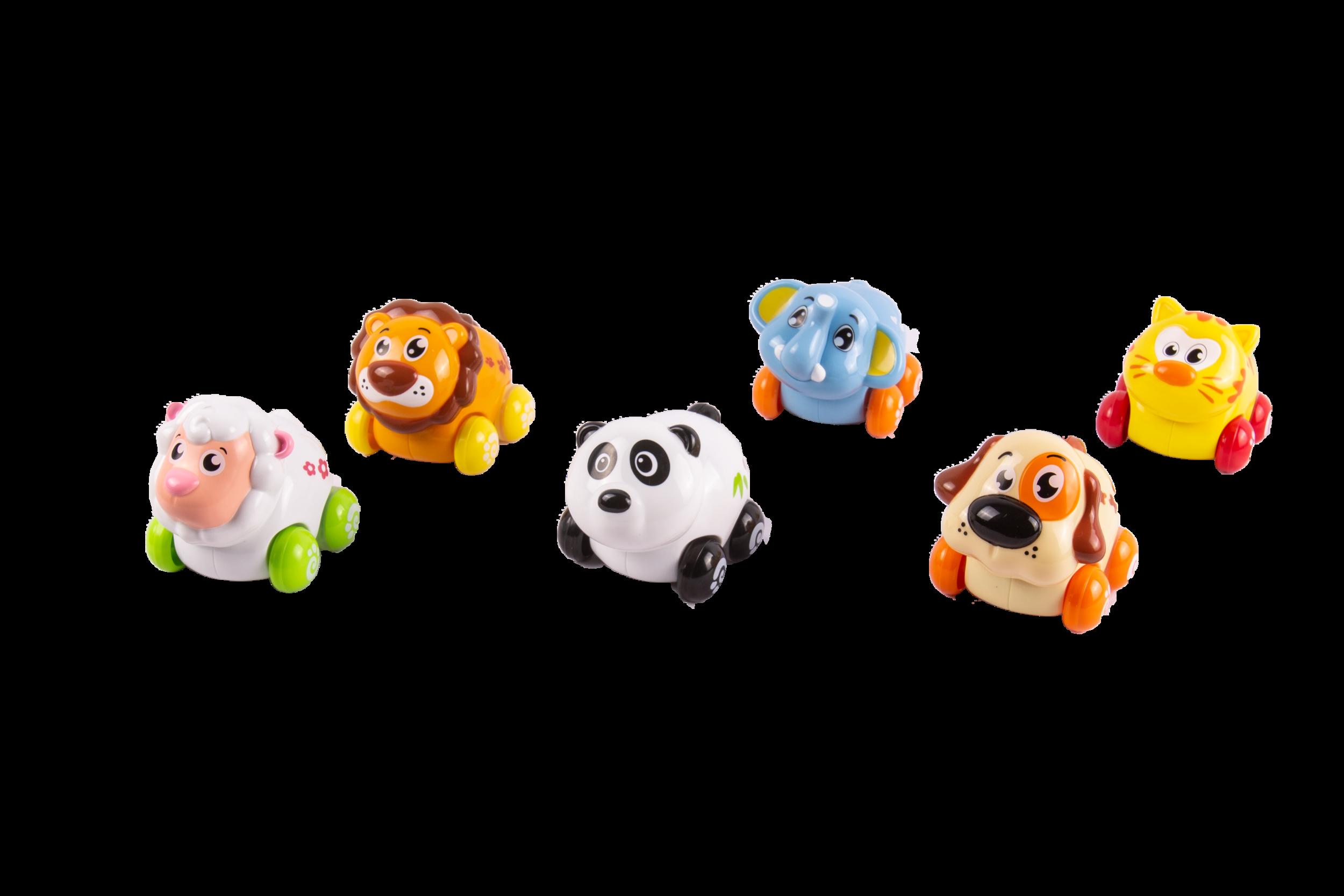 Juguetes de fricción Adorables Animales de Granja - Código: 376
