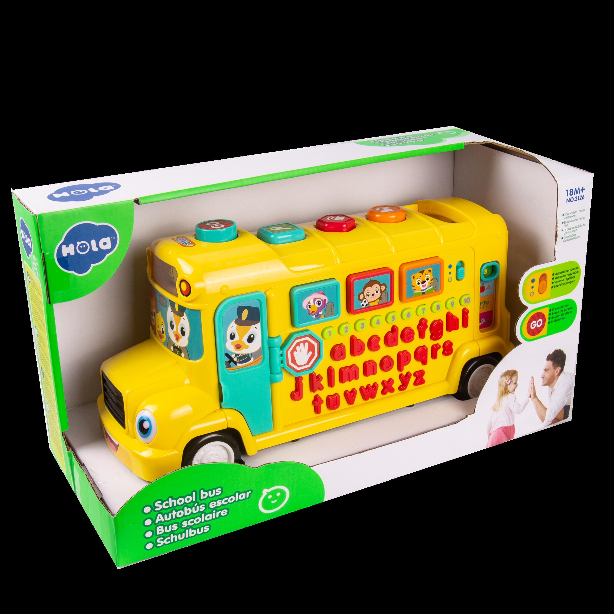 Autobús Escolar - Código: 3126